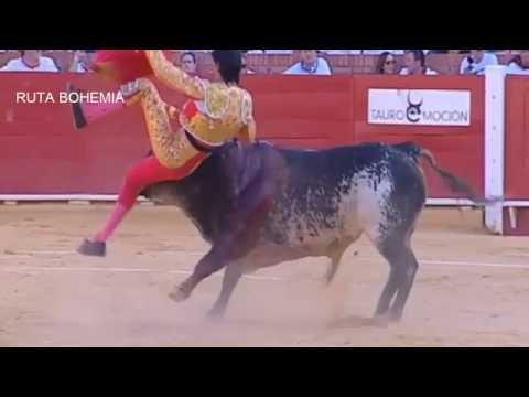 YOUTUBE-Torero-incornato-durante-corrida-muore-Victor-Marrio-2